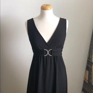 Women's Size XL Black Career wear Dress
